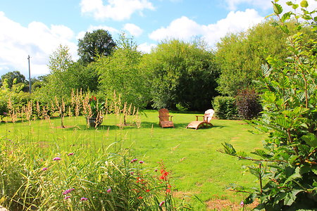 1 bedroom gite Brittany. BARNGARDEN