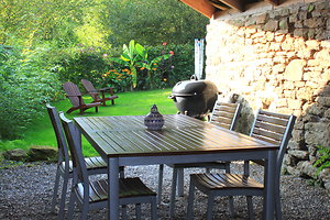 2 bedroom gite Brittany. bbq14