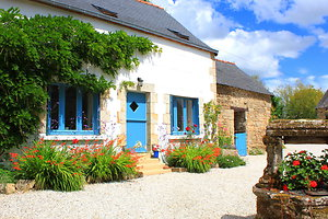 2 bedroom gite Brittany. jas14