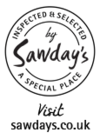 Home. sawdays badge